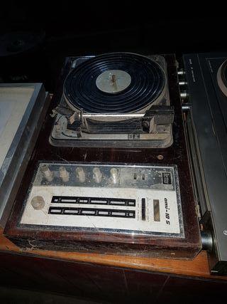 tocadiscos antiguos