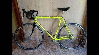bicicleta carretera Racesa antigua