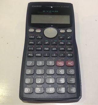 Calculadora cientifica Casio