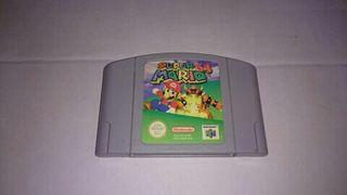 Super Mario 64 N64 (ENVIO INCLUIDO)