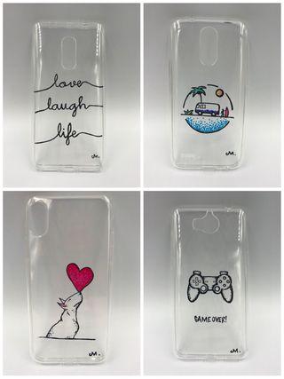 Funda Personalizada DIBUJO IPhone Samsung