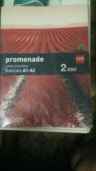 Libro Frances 2 ESO