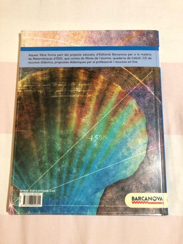 Llibre matemàtiques 2n ESO