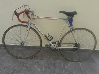 Bicicleta antigua Rabasa Derbi