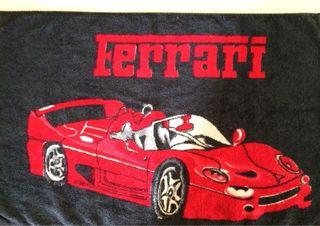 Toalla Ferrari