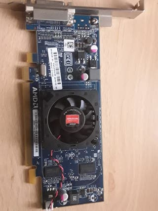 Tarjeta gráfica ATI AMD Radeon HD 6500