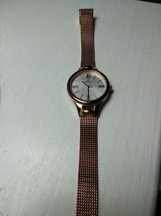 Reloj De Oro Mujer De Segunda Mano En Wallapop