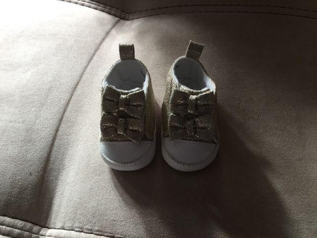 60f9305960b Zapato bebe.0-3 meses de segunda mano por 3 € en Ciempozuelos en ...