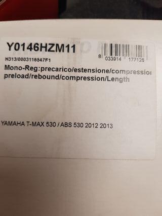 Amortiguador Bitubo Gas T-Max 530 Nuevo
