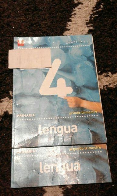 libros de texto para cuarto de primaria
