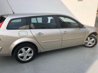 Renault Megane Familiar turbo diesel 2007