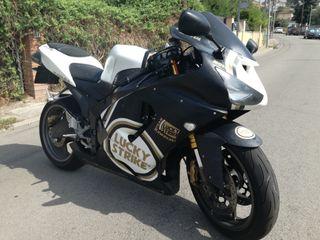 Kawasaki ninja zx6 RR