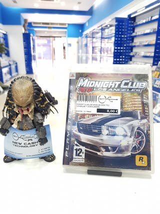 MIDNIGHT CLUB LOS ANGELES PS3 IMPECABLE