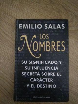 Libro Los Nombres