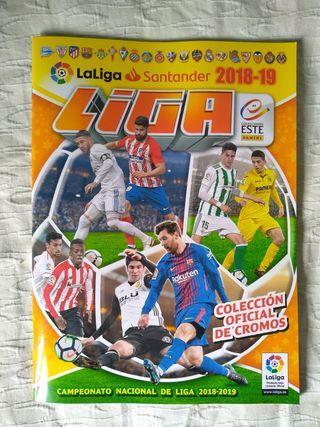La Liga Santander ( Album Cromos )
