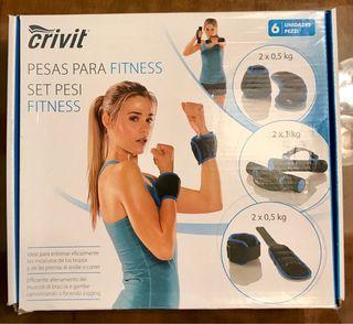 Pesas para fitness