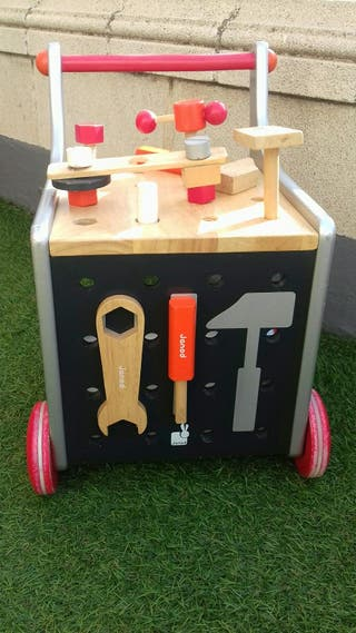 juguete carpintería madera