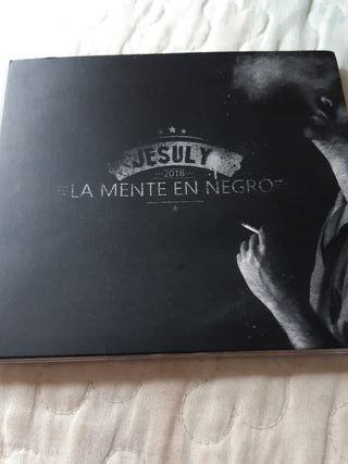cd rap español jesuly la mente en negro