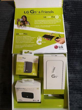 móvil LG G5 se + pack multimedia