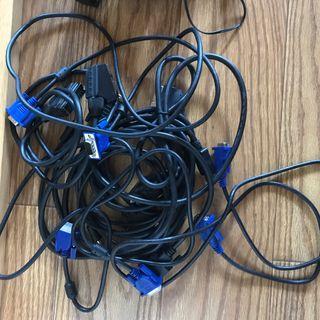 Cables (varios tipos)