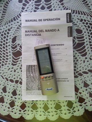 mando airwell original rc-7