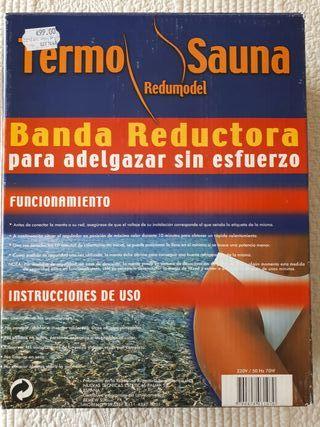 Banda reductora Termo Sauna. Redumodel