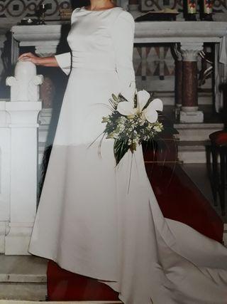 Vestido novia JESÚS PEIRÓ