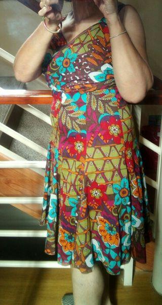 vestido verano talla 42