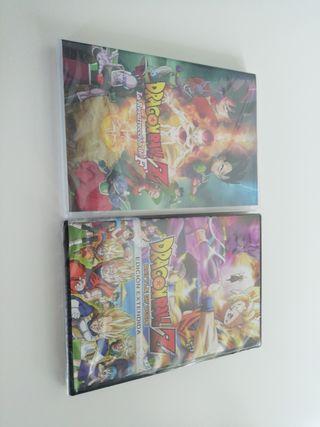 peliculas dvd precintadas dragon ball z