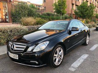 Mercedes-Benz E Coupe 250 CDI BE 204 cv