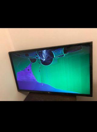 Smart TV Lg 32 pulgadas para respuesto