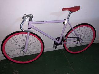 Bici fixie polo&bike sin uso