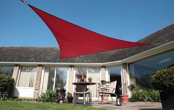 toldo triangular Toldo Triangular De Segunda Mano Por 30 En Aranda De Duero