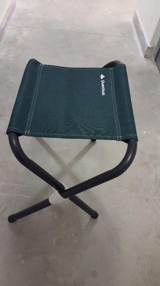 sillas plegables quechua
