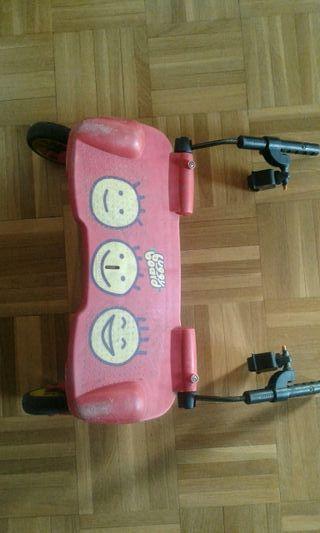 Patin Buggy Board para carrito bebe
