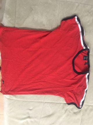 Camiseta roja Springfield