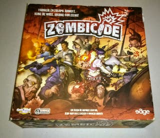 Zombicide juego de mesa (castellano)
