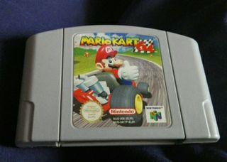 Mario Kart (Nintendo 64)