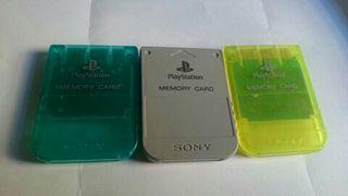 Memory Card Play 1 (ENVIO INCLUIDO)