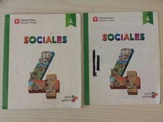 Libro Sociales 4 Primaria Vicens Vives