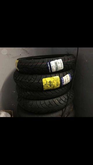 Neumáticos de moto y coches dede 40€