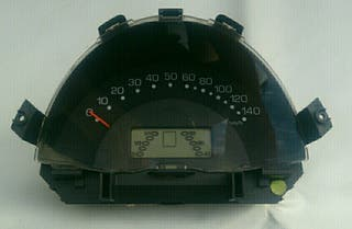 SMART Fortwo cdi diésel 02 cuadro instrumentos
