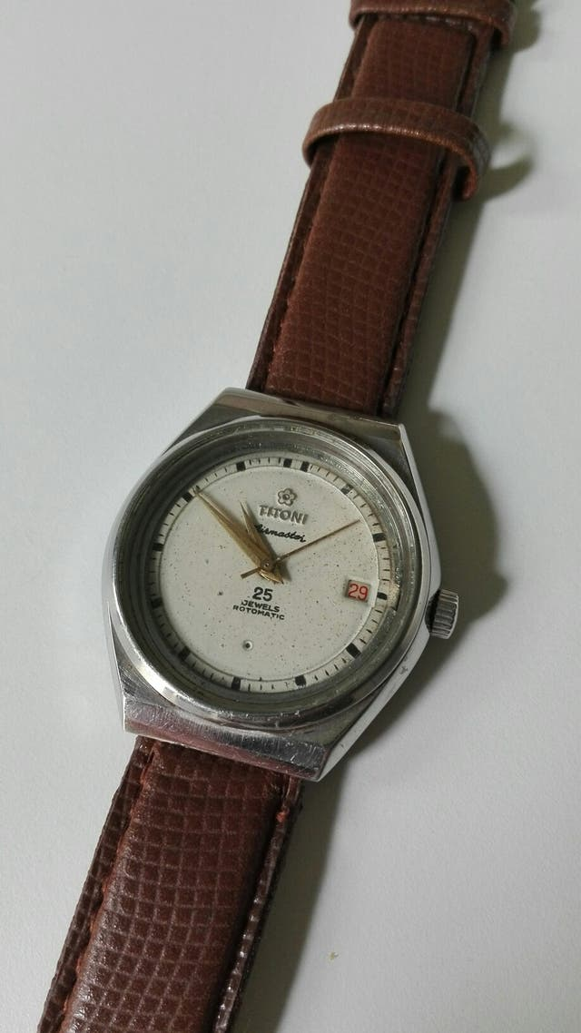 Reloj antiguo TITONI