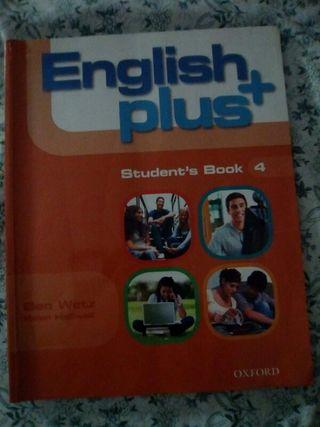 Libro de inglés 4 de la eso