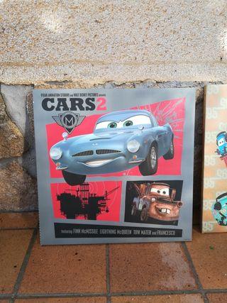 2 cuadros de Cars
