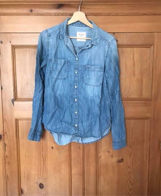 Abercrombie&fitch denim shirt
