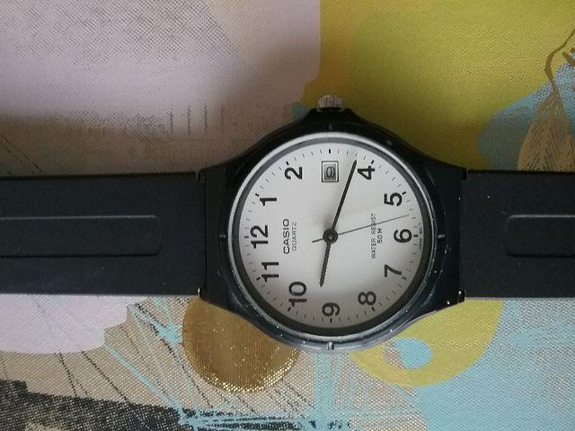 87032ac172ea Reloj Casio de segunda mano por 7 € en Sant Carles de La Rapita en ...