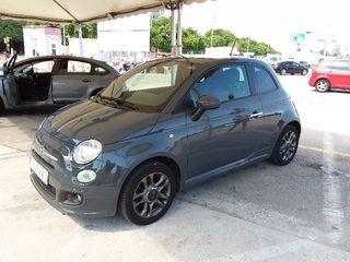 JU096480 Fiat 500 1.2 S 2016