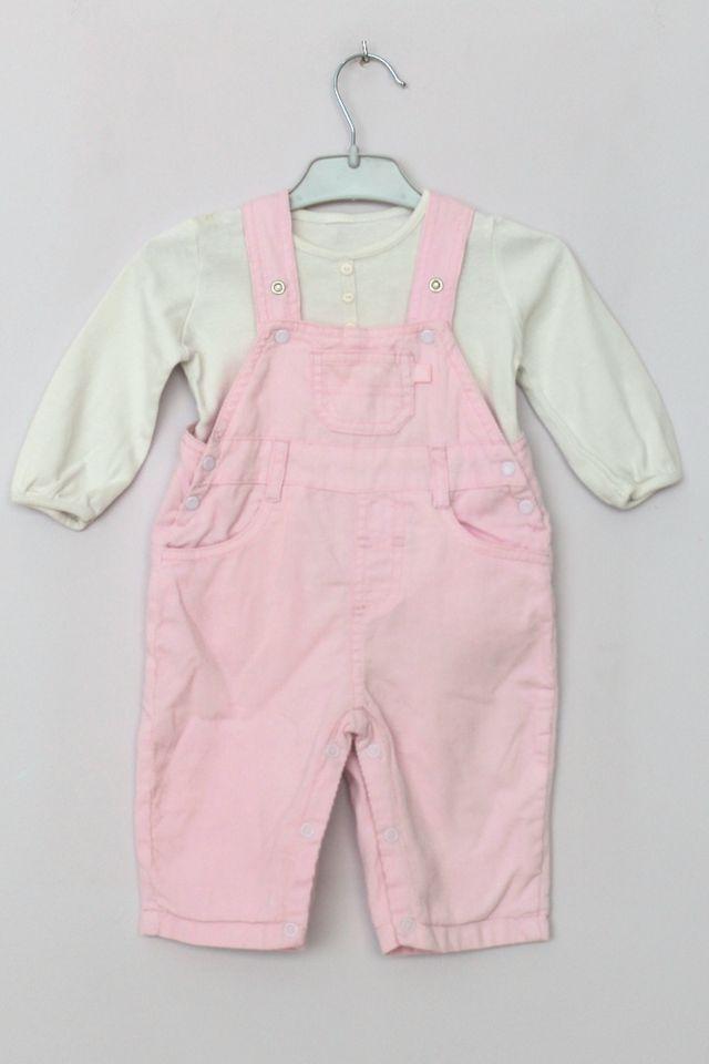 21b51c826 Conjunto 3-6 meses GIRANDOLA. ropa bebe niña de segunda mano por 6 ...