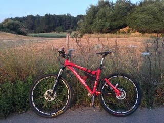 Specialized epic con ruedas 27,5